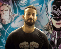 CM PUNK to work with ROB GUILLORY on THOR ANNUAL #1