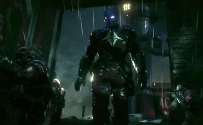 New BATMAN: ARKHAM KNIGHT Trailer – ACE Chemicals Infiltration!