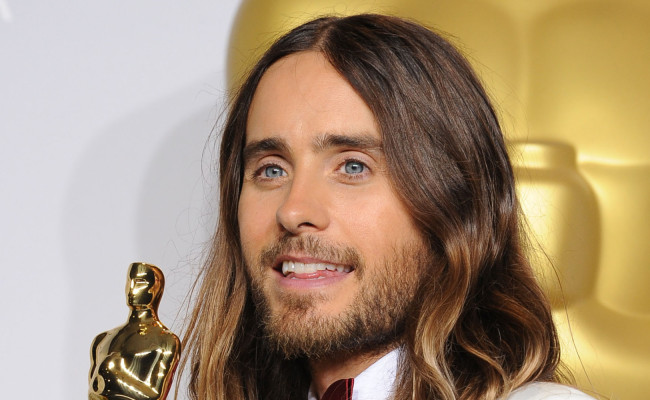 JARED LETO may play THE JOKER in SUICIDE SQUAD