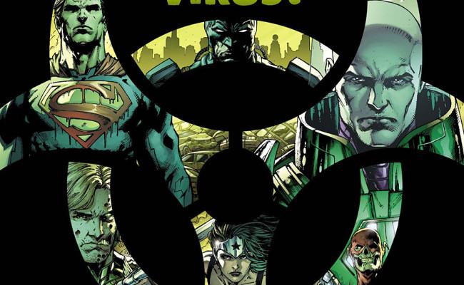 Justice League #36 Review