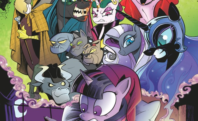 My Little Pony: Friendship is Magic #25 Review