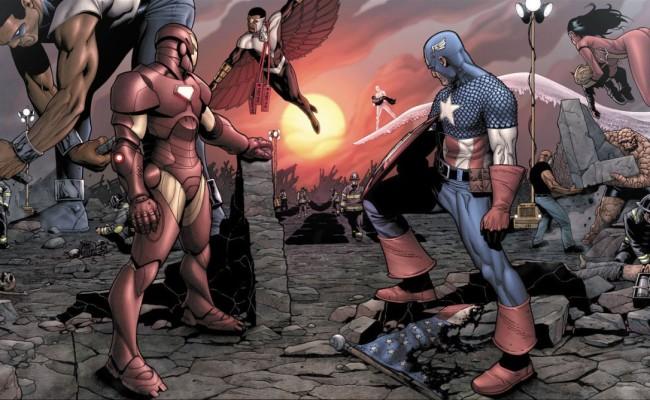 D23: Marvel Debuts a CIVIL WAR Trailer… That We Don't Get