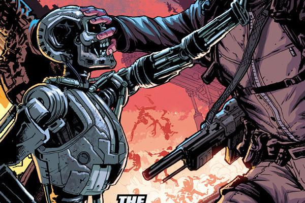 Terminator Salvation: The Final Battle #11 Review