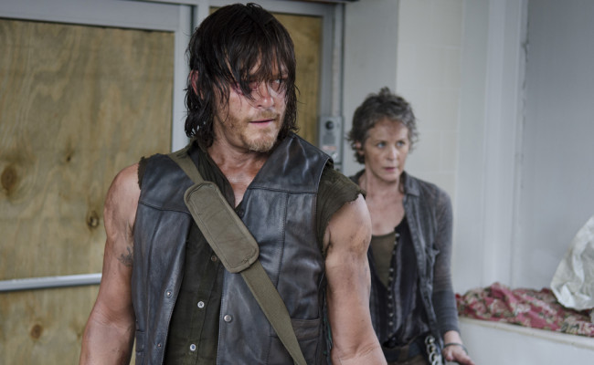 """THE WALKING DEAD """"Consumed"""" Review"""