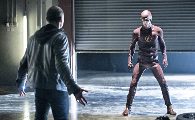 """THE FLASH """"Power Outage"""" Review"""