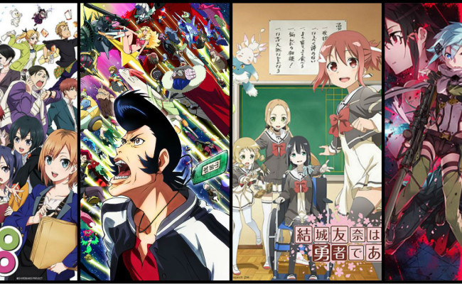 Marcell's Top 5 Anime of 2014