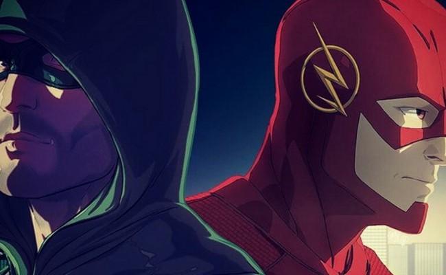 "THE FLASH ""Flash vs. Arrow"" Review"