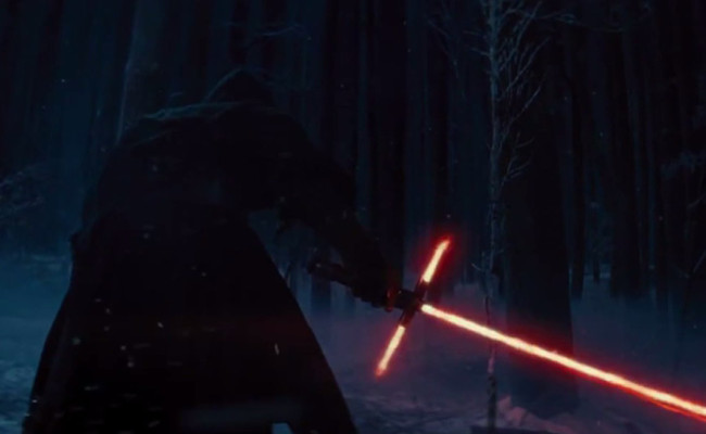 UTF Looks at the STAR WARS: THE FORCE AWAKENS Trailer