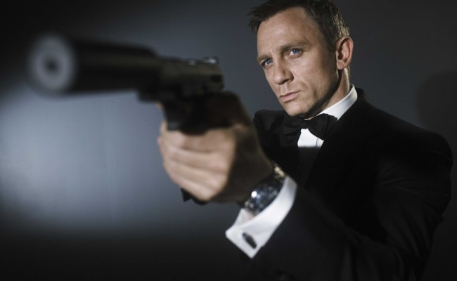 FIRST SPECTRE POSTER REVEALED!