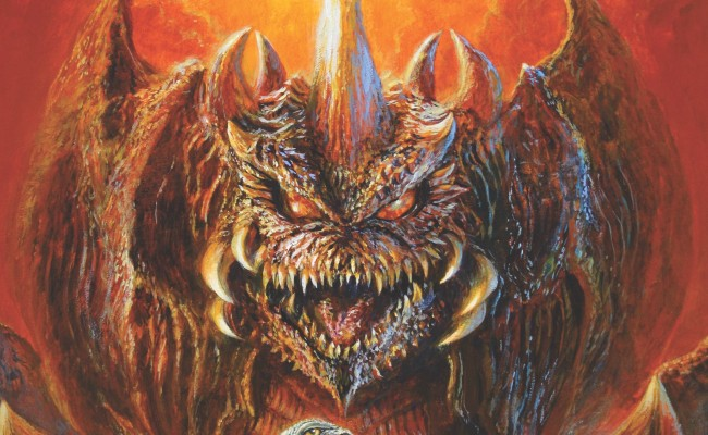GODZILLA: Cataclysm #5 Review