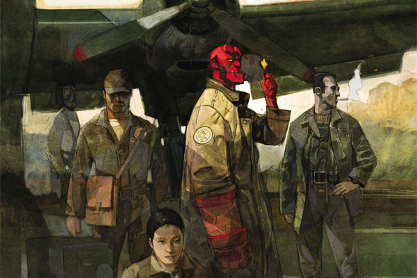HELLBOY AND THE B.P.R.D. #1 Review