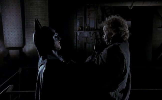 Michael Keaton Knows Who Batman is