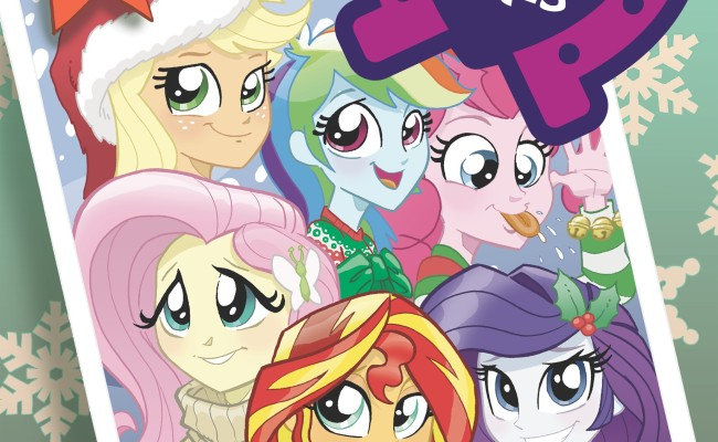My Little Pony Equestria Girls Holiday Special Review