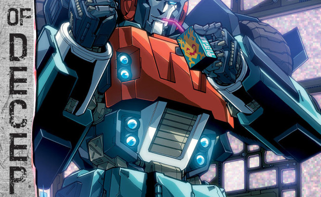 Transformers: More Than Meets The Eye #36 Review
