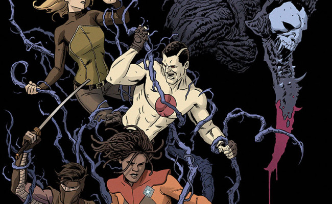 The Valiant #2 Review