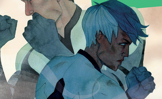 Death-Defying Doctor Mirage #5 Review