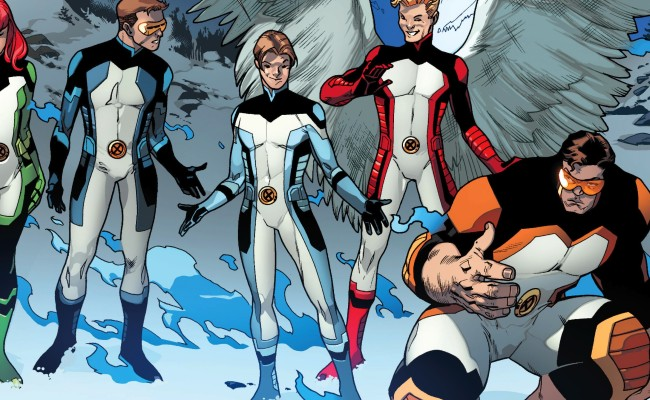 We don't want an X-MEN TV  SHOW! … Okay, maybe we do.