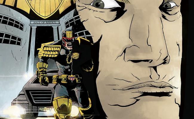 Judge Dredd #27 Review