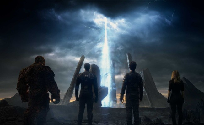 FANTASTIC FOUR Review: A Good Movie Lost in a Mess