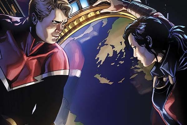 Flash Gordon #8 Review