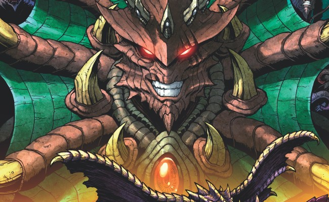 Godzilla: Rulers of Earth #20 Review