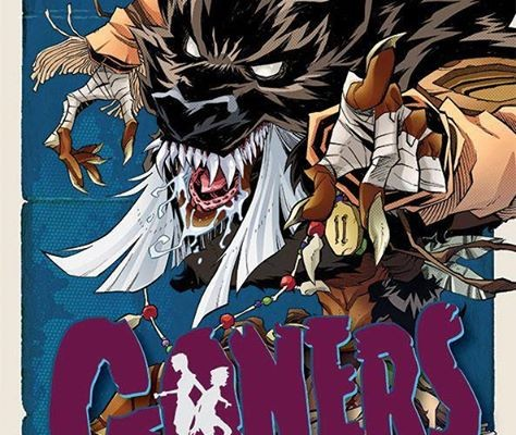 Goners #4 Review