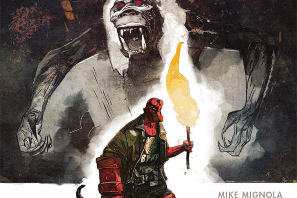 Hellboy and the B.P.R.D.: 1952 #2 Review