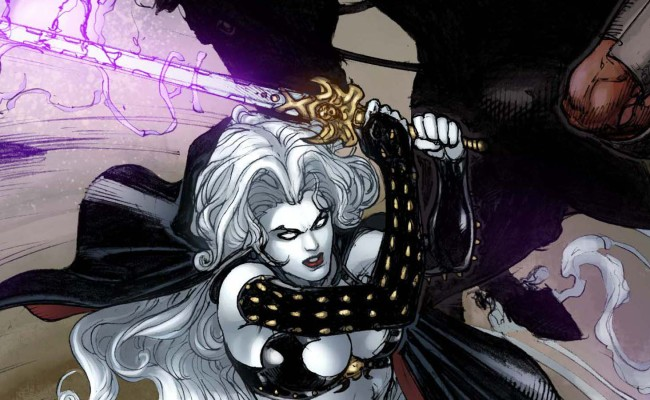 LADY DEATH RETURNS!! Because, you know, CHAOS! RULES