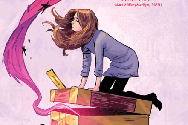 Penny Dora and the Wishing Box #3 Review