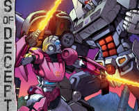 Transformers: Days of Deception #37 Review