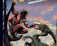 Turok: Dinosaur Hunter #11 Review