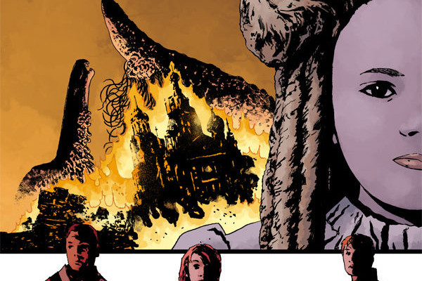 B.P.R.D. Hell on Earth #128 Review