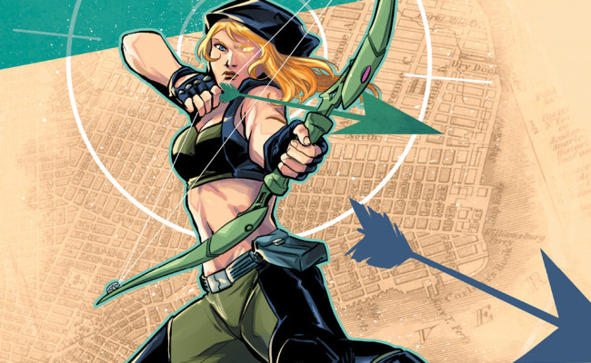 Grimm Fairy Tales presents Robyn Hood #7 Review