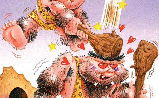 GARBAGE PAIL KIDS: LOVE STINKS #1 Review