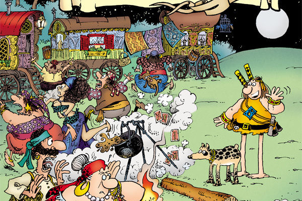 Groo: Friends and Foes #2 Review