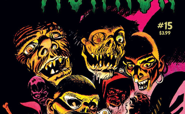 Haunted Horror #15 Review