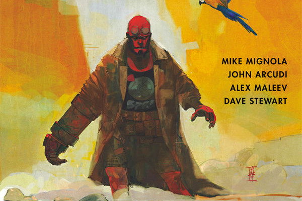 Hellboy and the B.P.R.D.: 1952 #3 Review