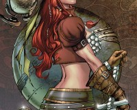 LEGENDERRY: RED SONJA #1 Review