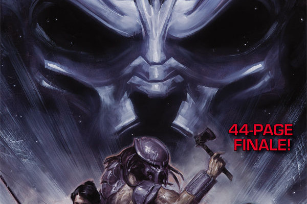 Prometheus: Fire and Stone – Omega (One-Shot) Review