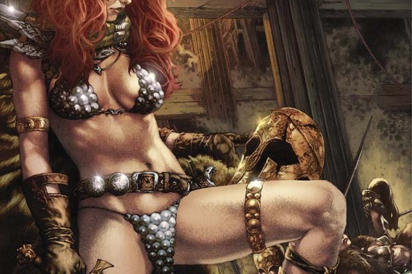 Red Sonja: Vulture's Circle #2 Review