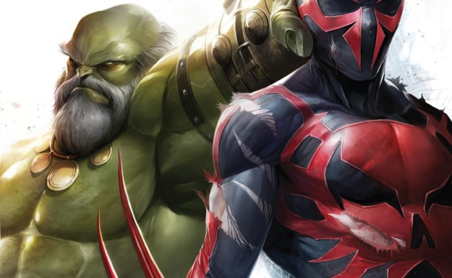 Spider-Man 2099 #9 Review
