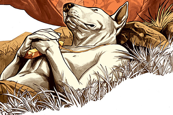Autumnlands: Tooth and Claw #4 Review