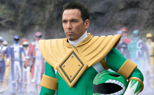 Tommy responds to POWER/RANGERS Perfectly