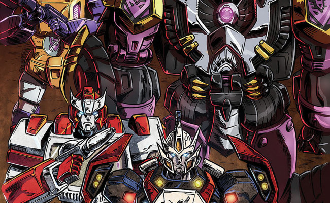 Transformers: Drift: Empire of Stone #4 Review