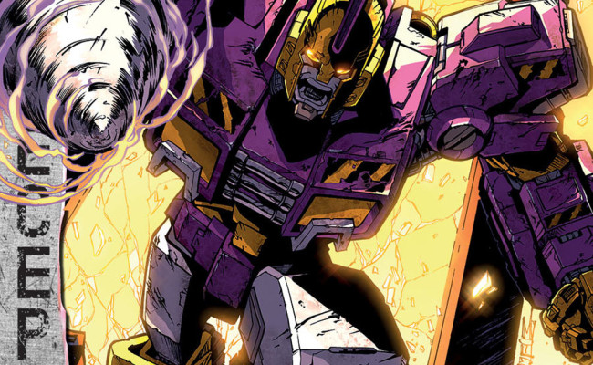 Transformers: More Than Meets The Eye #37 Review