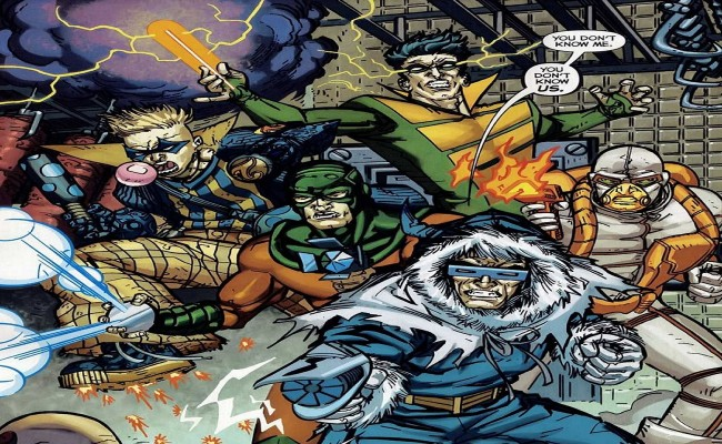 THE FLASH – Rules of The Rogues