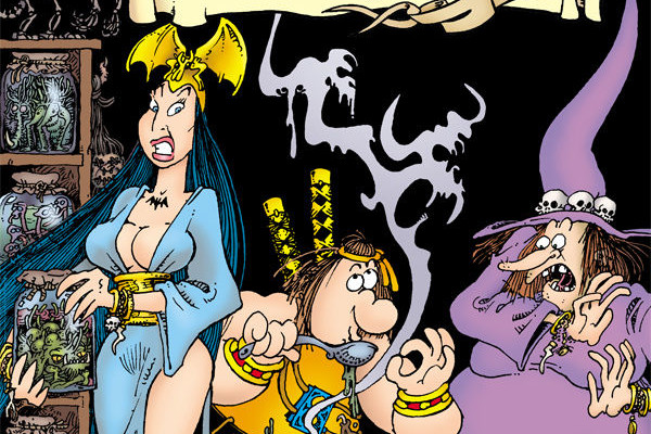Groo: Friends and Foes #3 Review