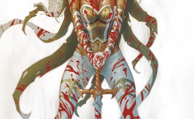 Grimm Fairy Tales presents Wonderland #33 Review