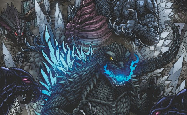Godzilla: Rulers of Earth #21 Review