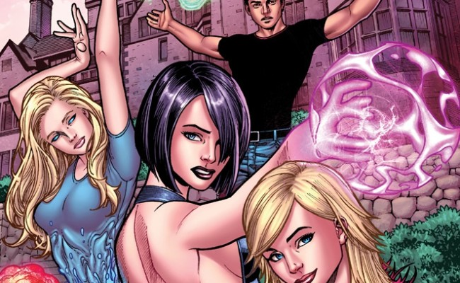 Grimm Fairy Tales #108 Review